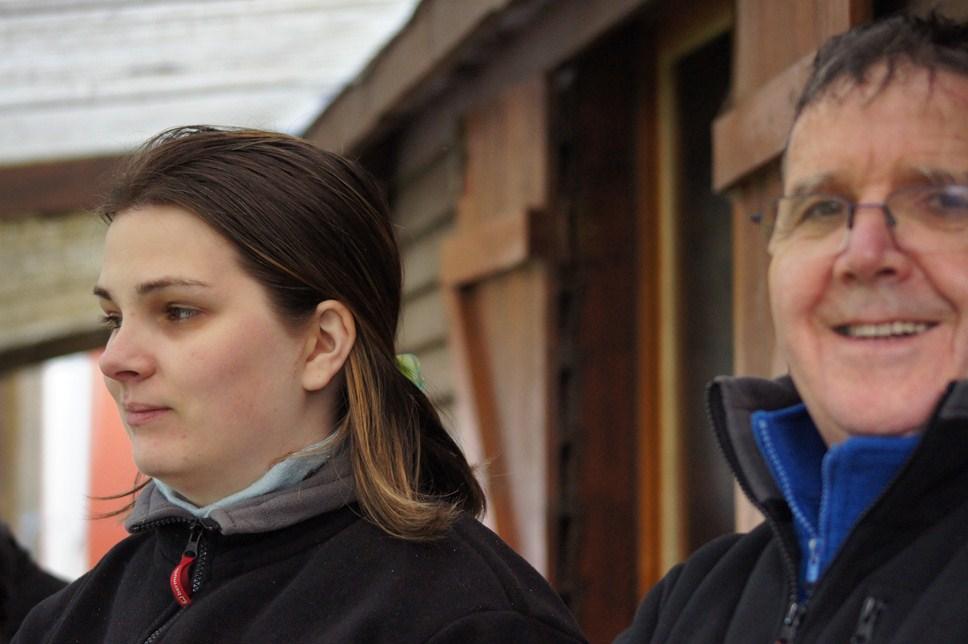 Anne-Laure et Joël