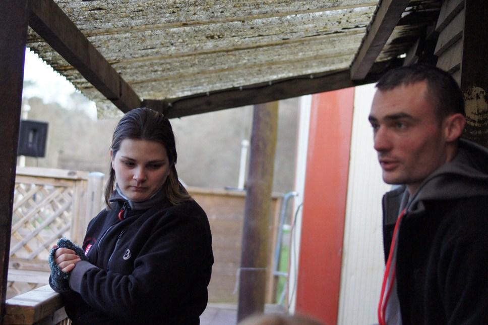 Anne-Laure et Maxime